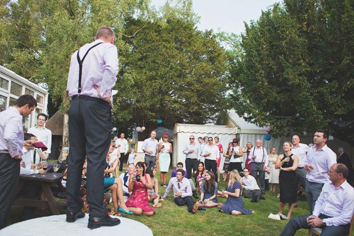 45 DIY Summer Garden Party Wedding By Maureen Du Preez