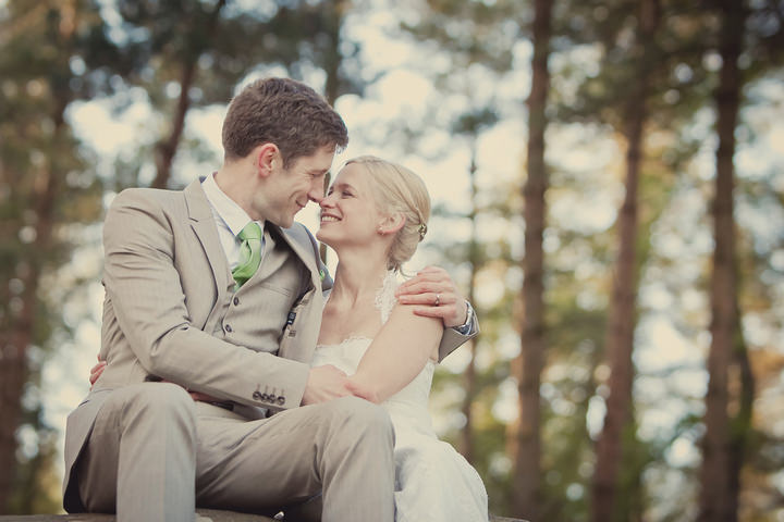 45 Yorkshire Woodland Wedding at The Bivouac by Lissa Alexandra