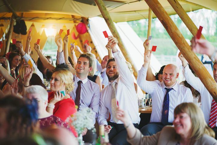 46 Manchester Tipi Wedding By Nicola Thompson