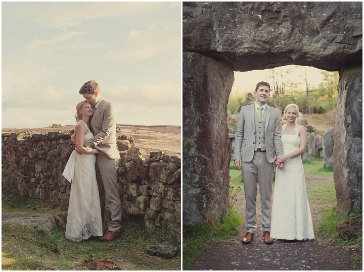 46 Yorkshire Woodland Wedding at The Bivouac by Lissa Alexandra