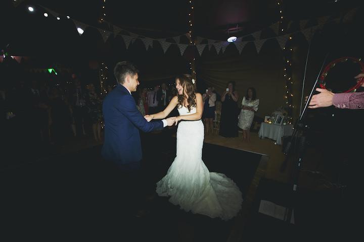 48 Manchester Tipi Wedding By Nicola Thompson