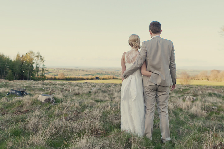 48 Yorkshire Woodland Wedding at The Bivouac by Lissa Alexandra