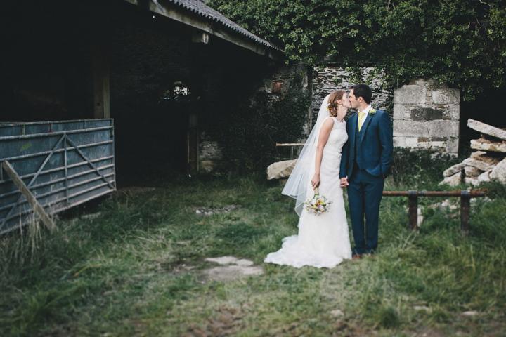 5 Cornish Farm Wededing By Helen Lisk