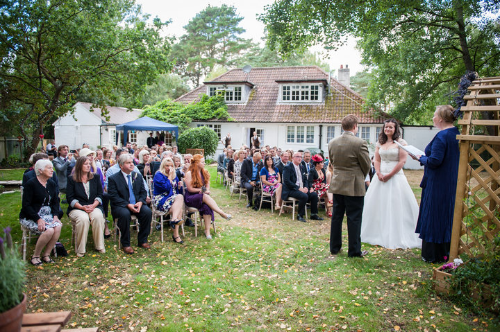 5 Diy Backyard Wedding By Mia Hooper