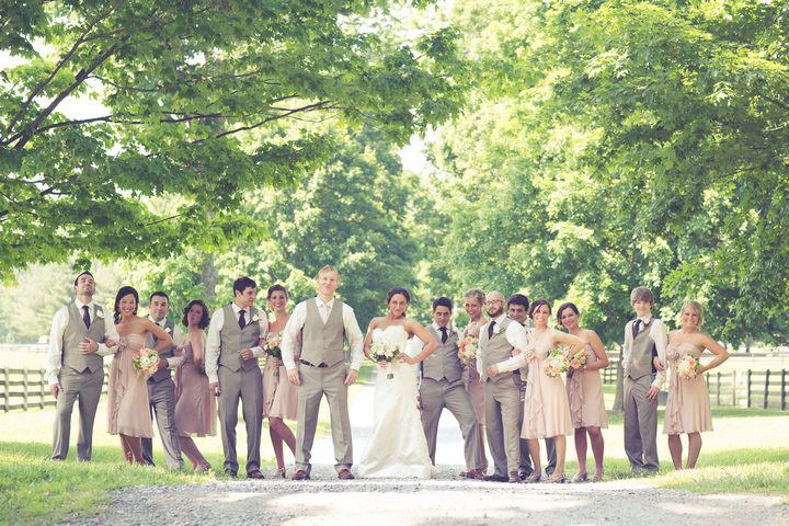 5 Outdoor Wedding in Pennsylvania By BG Productions