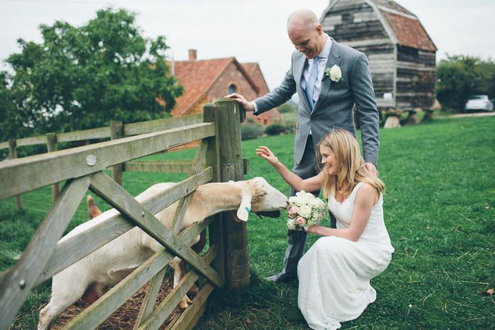 5 Rutic Farm Wedding in Somerset by Christine Wehrmeier