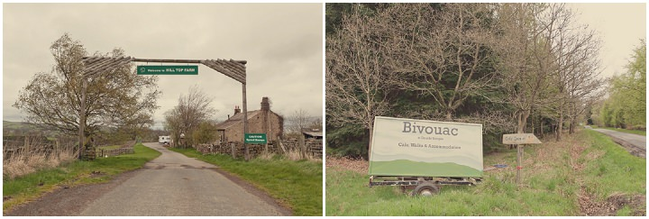 5 Yorkshire Woodland Wedding at The Bivouac by Lissa Alexandra