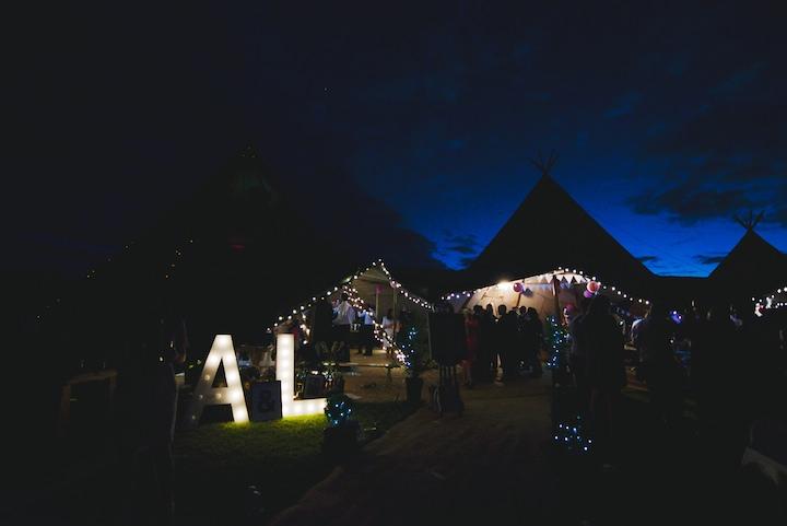 51 Manchester Tipi Wedding By Nicola Thompson