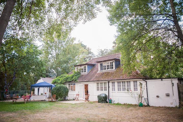 6 DIY Backyard Wedding by Mia Hooper