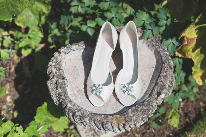 6 DIY Summer Garden Party Wedding By Maureen Du Preez