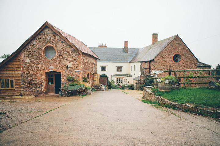 6 Rutic Farm Wedding in Somerset by Christine Wehrmeier