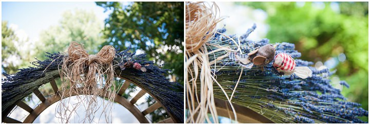 8 DIY Backyard Wedding by Mia Hooper