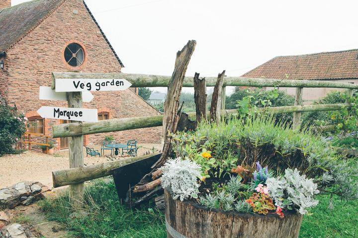 8 Rutic Farm Wedding in Somerset by Christine Wehrmeier