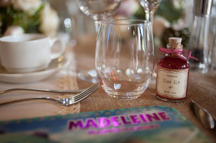 Madeleine and Richard East Riddlesden hall Wedding