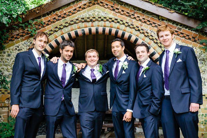 14 DIY Barn Wedding in Surrey By Tux and Tales