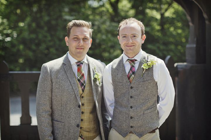 14 Farm Wedding on the Wirral By Mark Tattersall