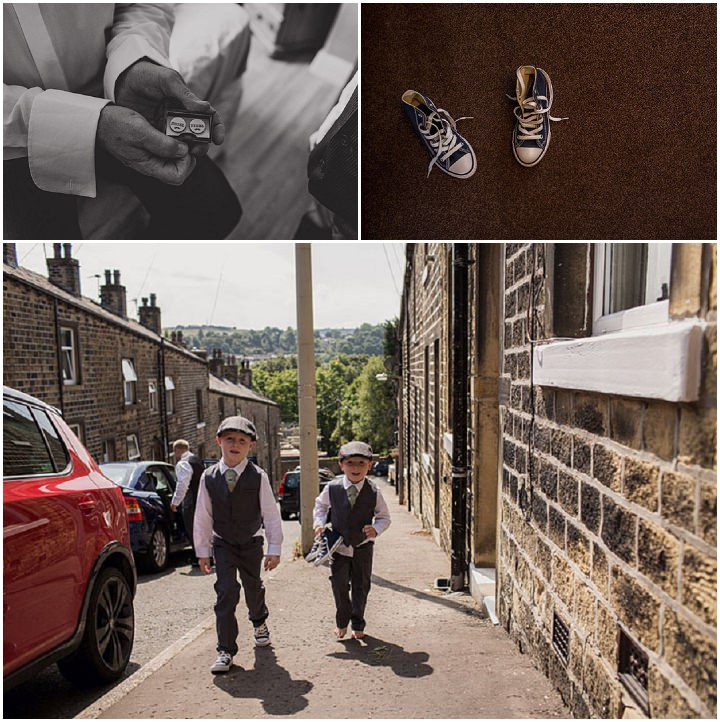 14 Green and White Wedding in Huddersfield By Paul Joseph Photography