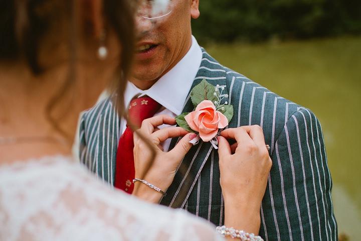 15 Origami and Bunting 2 week Long Wedding in Devon