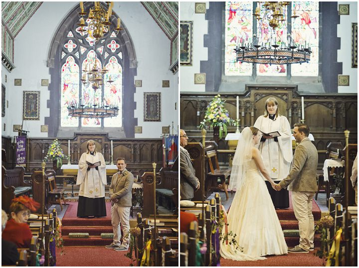 16 Farm Wedding on the Wirral By Mark Tattersall