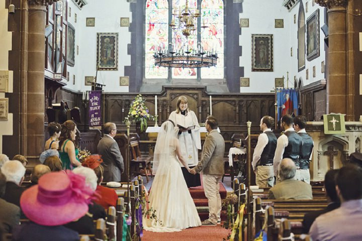 17 Farm Wedding on the Wirral By Mark Tattersall