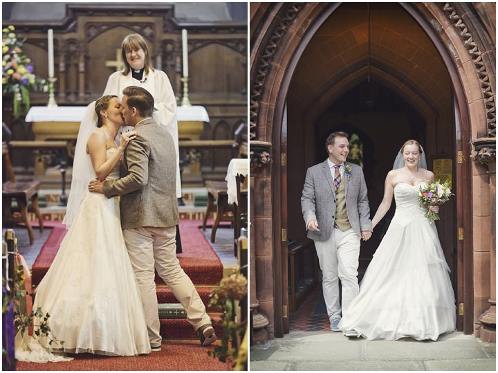 18 Farm Wedding on the Wirral By Mark Tattersall