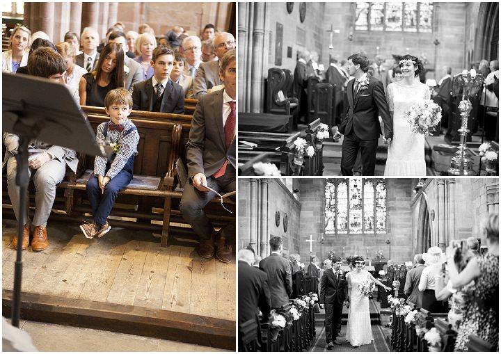 19 DIY Village Hall Wedding in Cheshire by Daniel Hough Photography