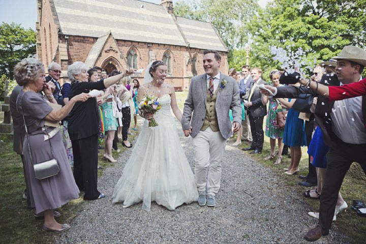 19 Farm Wedding on the Wirral By Mark Tattersall