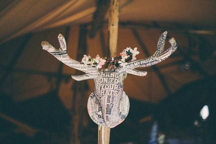2 Bohemian Wedding in East Sussex by Chris Fishleigh Photograpy