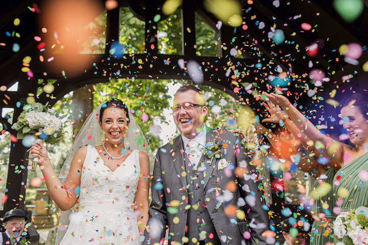 2 Green and White Wedding in Huddersfield By Paul Joseph Photography