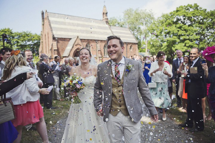 20 Farm Wedding on the Wirral By Mark Tattersall