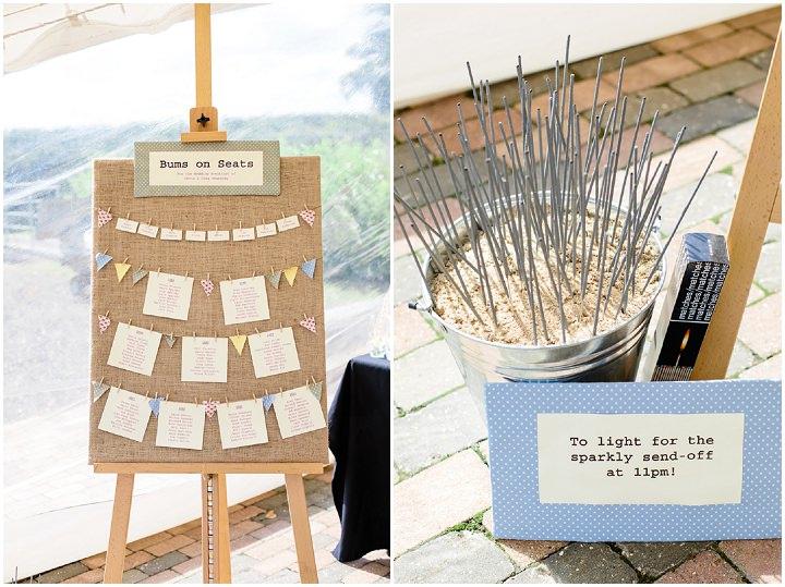 21 DIY Barn Wedding in Surrey By Tux and Tales