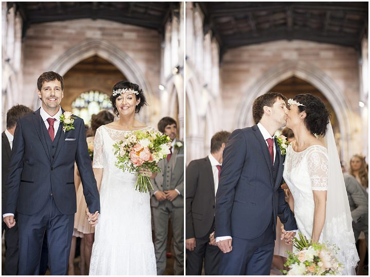 21 DIY Village Hall Wedding in Cheshire by Daniel Hough Photography