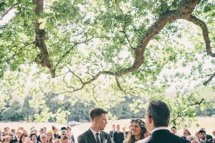 23 Bohemian Wedding in East Sussex by Chris Fishleigh Photograpy