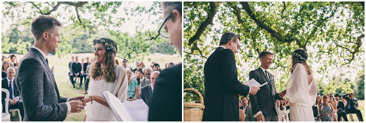 24 Bohemian Wedding in East Sussex by Chris Fishleigh Photograpy