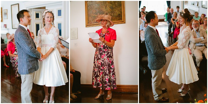 24 Origami and Bunting 2 week Long Wedding in Devon