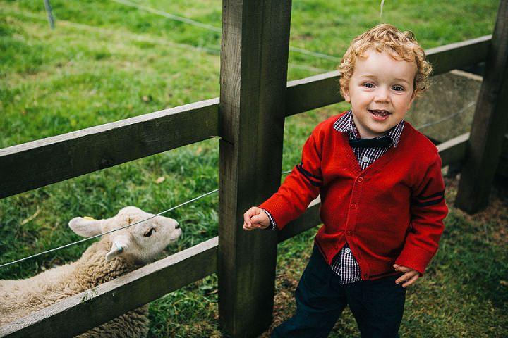 24 Rustic Farm Wedding in Cheshire By Cassandra Lane