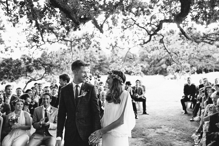 25 Bohemian Wedding in East Sussex by Chris Fishleigh Photograpy