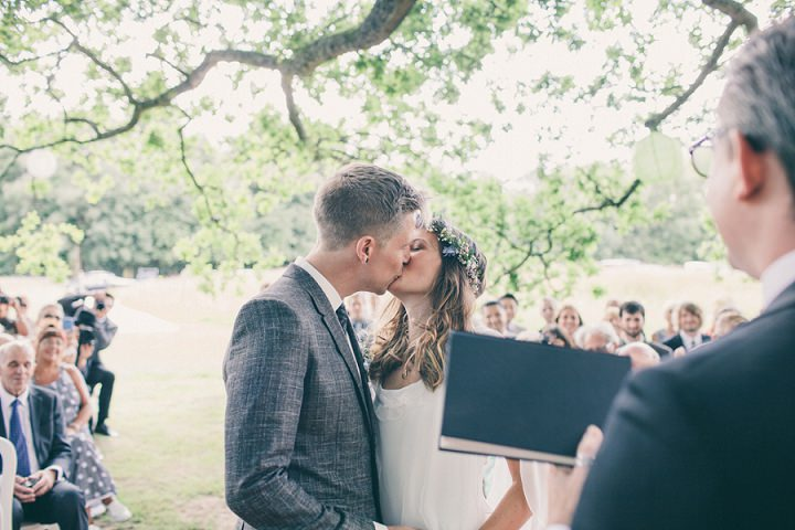 27 Bohemian Wedding in East Sussex by Chris Fishleigh Photograpy
