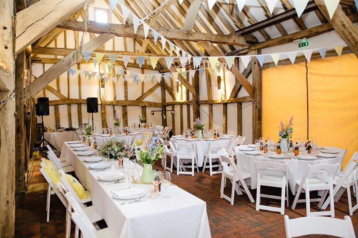 28 DIY Barn Wedding in Surrey By Tux and Tales