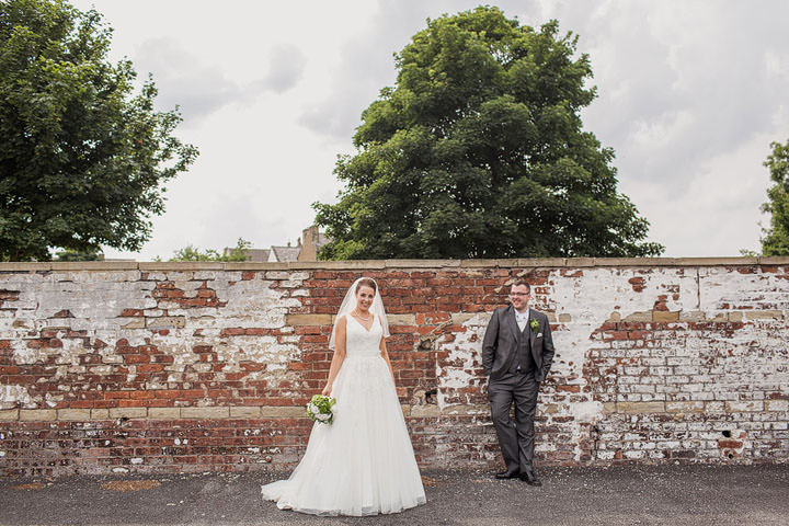 28 Green and White Wedding in Huddersfield By Paul Joseph Photography