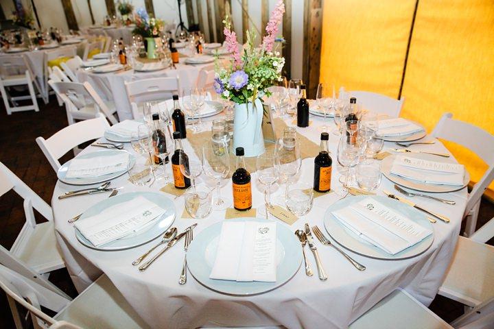 29 DIY Barn Wedding in Surrey By Tux and Tales