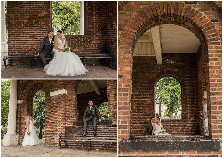 29 Green and White Wedding in Huddersfield By Paul Joseph Photography