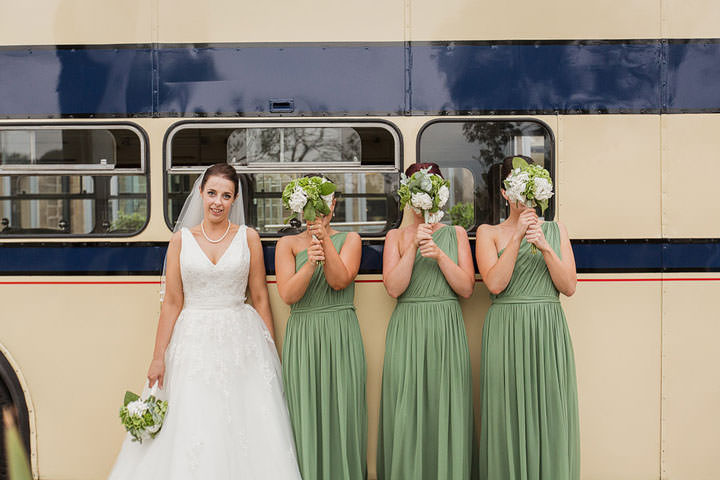 3 Green and White Wedding in Huddersfield By Paul Joseph Photography