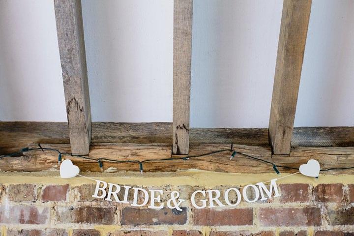 31 DIY Barn Wedding in Surrey By Tux and Tales