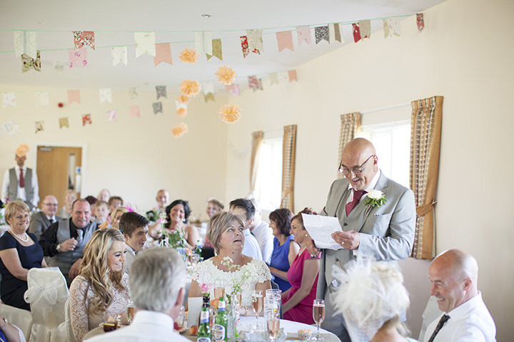 31 DIY Village Hall Wedding in Cheshire by Daniel Hough Photography