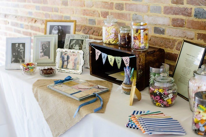 32 DIY Barn Wedding in Surrey By Tux and Tales