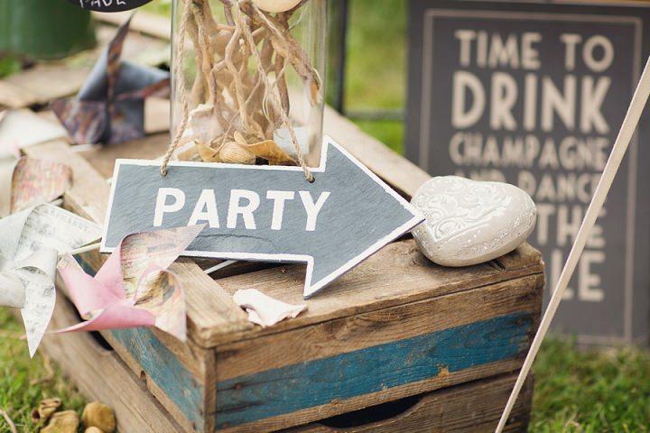 32 DIY Festival Wedding at Rutland Water By Lifeline Photography