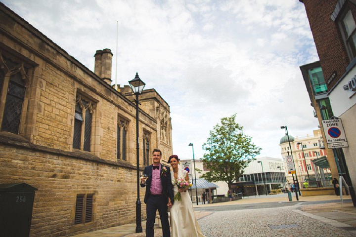 32 Quirky, Vintage Inspired Wedding In Sheffield By S6 Photography