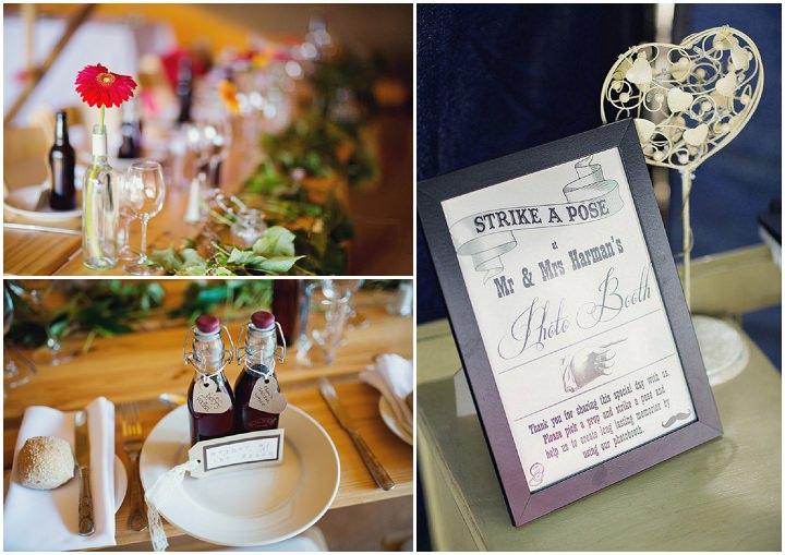 34 DIY Festival Wedding at Rutland Water By Lifeline Photography