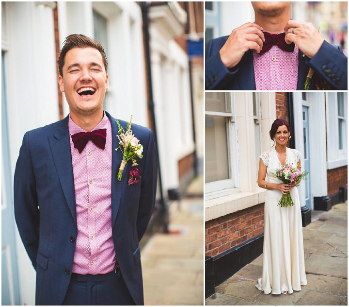 34 Quirky, Vintage Inspired Wedding In Sheffield By S6 Photography
